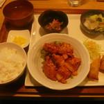 塩胡椒 - 塩胡椒ランチ(日替わり)