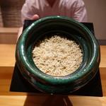 67410454 - シラスと山椒の炊き込みご飯