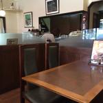 珈琲倶楽部 - お店の内観 普通の喫茶店です
