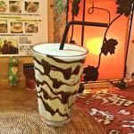 cafeロジウラのマタハリ春光乍洩 - アボカドジュース