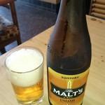 福華 - ドリンク写真:瓶ビール。