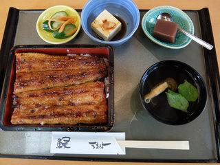 鰻 うおとよ - うな重上(4,000円)