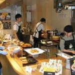 亜細亜的惣菜店 ガパオ飯 - 厨房2