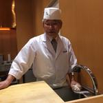 """小松 弥助 - """"伝説の鮨職人""""森田弥助さん86歳"""