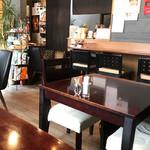 Cafe Mix - 小さくて落ち着ける雰囲気のCafeです。