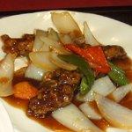 木蘭 - 達人セットの酢豚