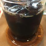 珈琲館 - 炭火アイスコーヒー☆★★☆