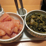 やまや - 辛子明太子&辛子高菜が食べ放題!