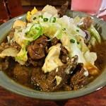 山鯨屋 - 猪鹿豆腐