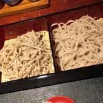 飯豊権現蕎麦 桐屋 - 頑固蕎麦と権現蕎麦