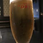 銀座 あまくさ - 生ビール