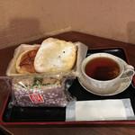 五穀七福 - 料理写真:イートインで頂きました♪