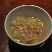 ビジョン - 本日のスープ。20時まで無料(チャージ+1ドリンク別)