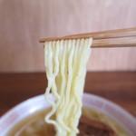 中華そば さとう - 中華そば(麺固め)リフトアップ