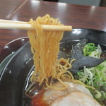 包王 - 麺は上質なんですが・・・茹で方が???