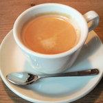 ツチオーネ - オーガニックコーヒー