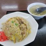 みつわ飯店 - 五目炒飯(¥650)