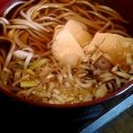 とんかつ和幸 - 蕎麦です。