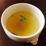 シェ・アルモニ - 野菜スープ