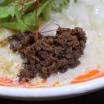 濃厚担々麺 きずな - 料理写真:濃厚担々麺