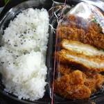 キッチンオリジン - 料理写真:とんかつ弁当