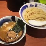 麺や葵 - つけ味玉