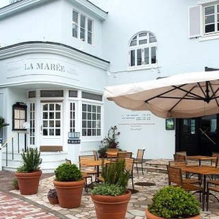 レストラン ラ・マーレ - 内観写真: