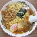 食堂 多万里 - 料理写真:ラーメン