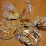 PANETTERIA PRESTO - ジャガイモパン、ラスク