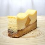 クレール ドゥ リュンヌ - '17.05 スフレチーズケーキ