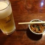 志天 - ビールはサッポロ