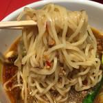 郭 政良 味仙 - 台湾ラーメン麺