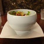 蔭山樓  - こだわり麺の極旨白湯醤油そば