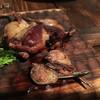 Nico - 料理写真:ヒヨドリの燻製