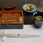 中川楼 - 蒲焼定食