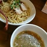蝉時雨 - 料理写真:塩つけ麺