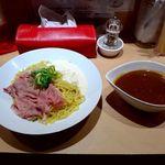 麺屋 大つけ麺博 - つけ麺フロマージュ(大盛)