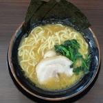 頂キ家 - 醬油ラーメン(並)