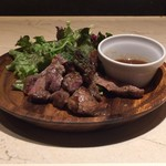 Nice to MEAT you!! MOTOYAMA7 - 厚切り牛タンステーキ