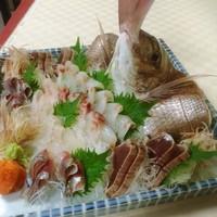 う奈ぎ道場 同源亭 - 五月のお祝い鯛の兜作り