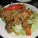台湾小料理 香城 - 料理名を思い出せないけれど、とても美味しかった。