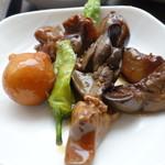 ドーミーイン - 鶏モツ煮