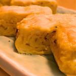 うるいど八幡屋 - 2017年(平成29年)春頃 烏骨鶏の卵焼き