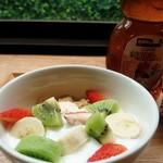 KiBar+CAFE - 圧倒的 爽やか感  ヨーグルトセット