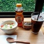 KiBar+CAFE - ヨーグルトセット  450えん