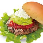 the 3rd Burger - アボカドわさびバーガー