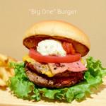 "the 3rd Burger - ""big one""Burger"
