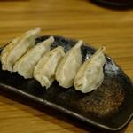 麺や食堂 - 餃子380円