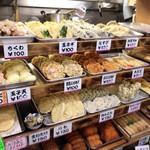 たぬき屋 - 天ぷらコーナー