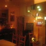 bar space -